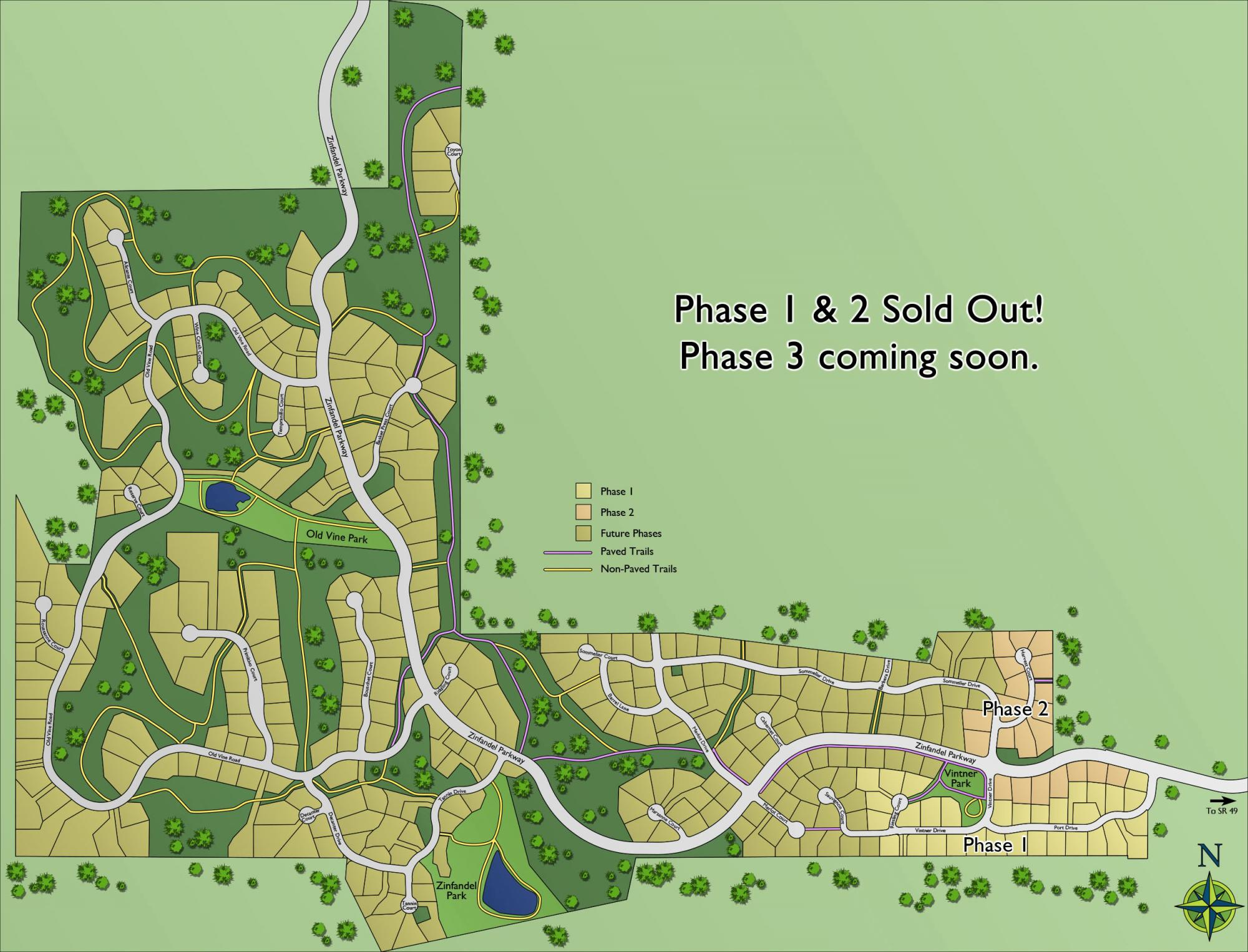 Overall Siteplan
